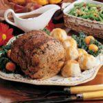 Old-World Pork Roast