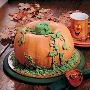 Groovy Thanksgiving Cake Recipe Taste Of Home Personalised Birthday Cards Veneteletsinfo