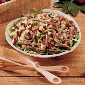 Apple Luncheon Salad