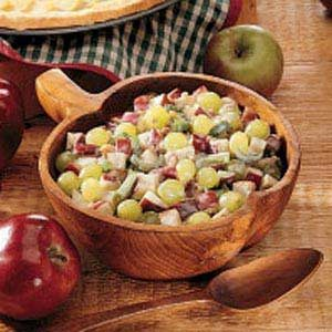 Honey Apple Salad