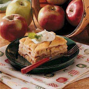 Apple Dumpling Dessert