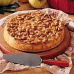 Apple Strudel Cheesecake