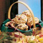 Tender Cranberry Muffins