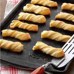 Evelyn's Sour Cream Twists