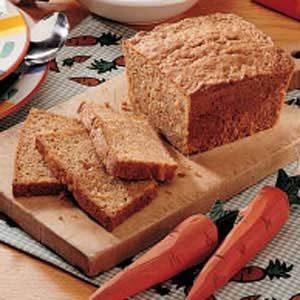 Carrot Pineapple Bread
