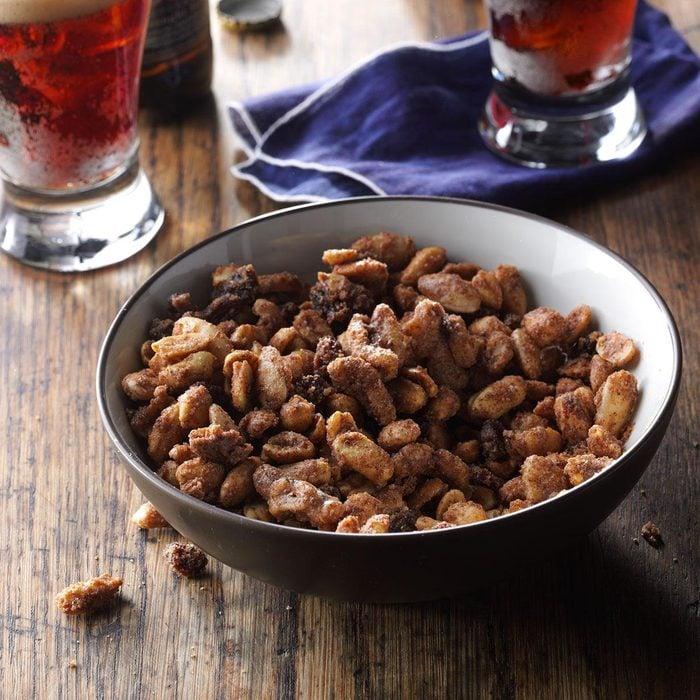 Spiced Nut Mix