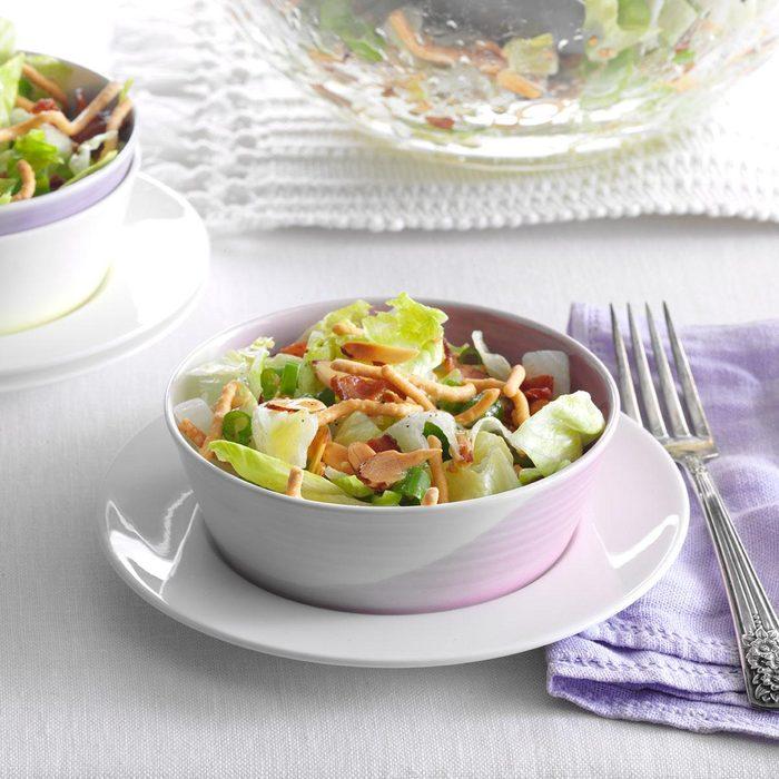 Crunchy Tossed Salad