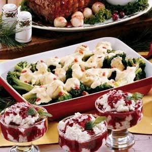 Broccoli Artichoke Casserole