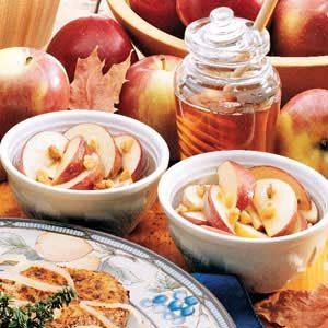 Honey-Nut Apples