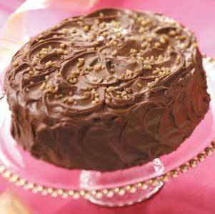 Triple Chocolate Delight