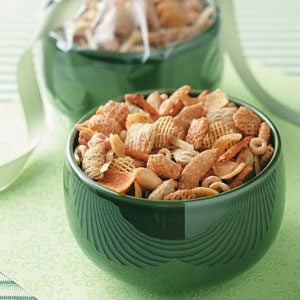 Well-Seasoned Snack Mix