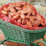Iced Almonds