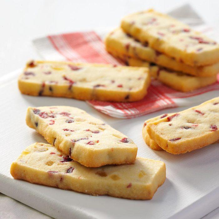 Cranberry Slices