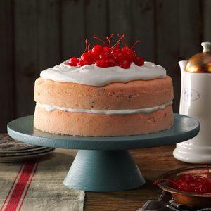 Cherry Nut Cake