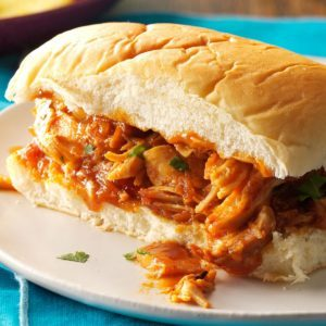 Polynesian Pulled Chicken
