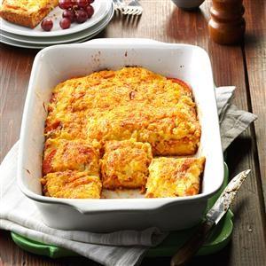 Appetizer Tomato Cheese Bread