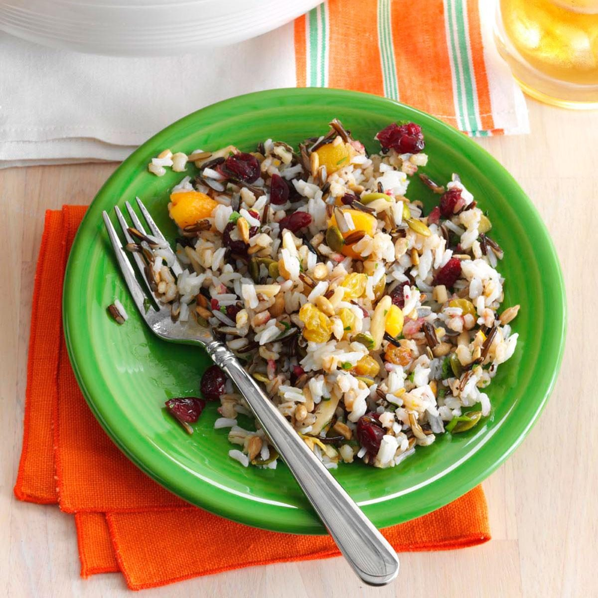 Day 27: Great Grain Salad