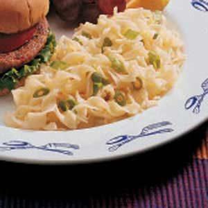 Quick Parmesan Noodles