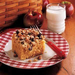 Peanut Crunch Cake