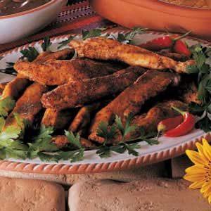 Cajun Chicken Strips