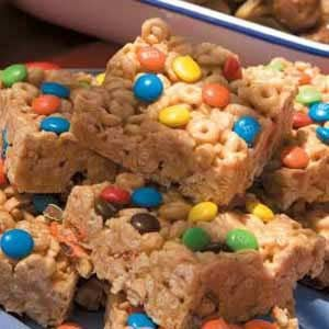 No-Bake Bars