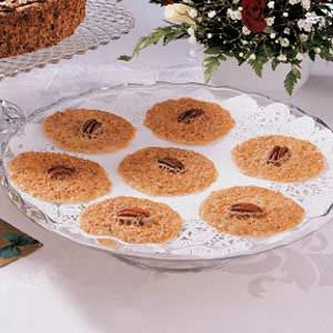 Lace Cookies