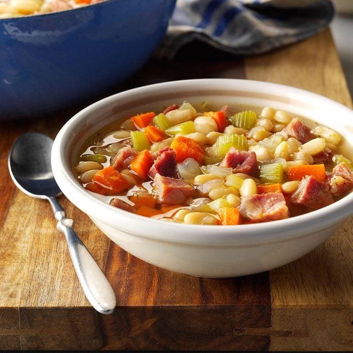 Neighborhood Bean Soup