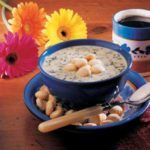 Easy Spinach Bisque