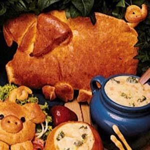 Crusty Pig Loaf
