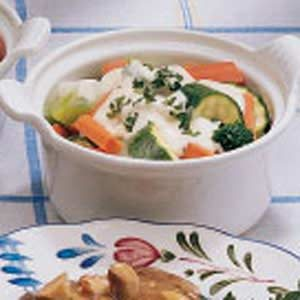 Vegetable Ramekins