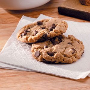 Oatmeal Chip Cookies