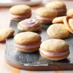 Raspberry Cream Sugar Cookies
