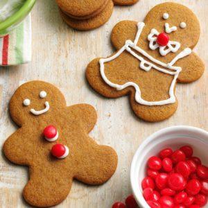 Swedish Gingerbread Cookies