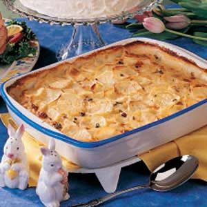 Peppery Scalloped Potatoes