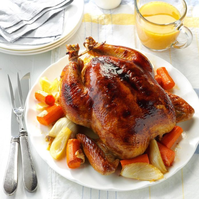 Sunday Roast Chicken