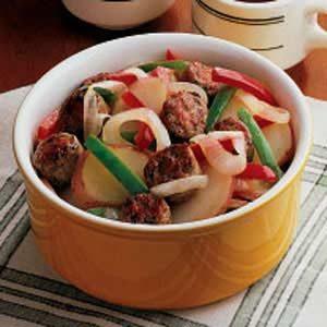 Sausage Potato Skillet