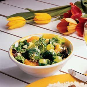 Fruited Lettuce Salad