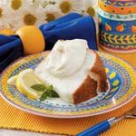 Lemon Angel Food Supreme