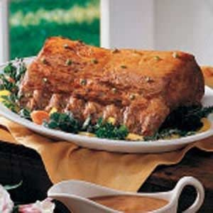 Homemade Marinated Pork Roast