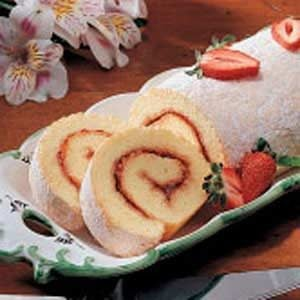 Prize-Winning Jelly Roll