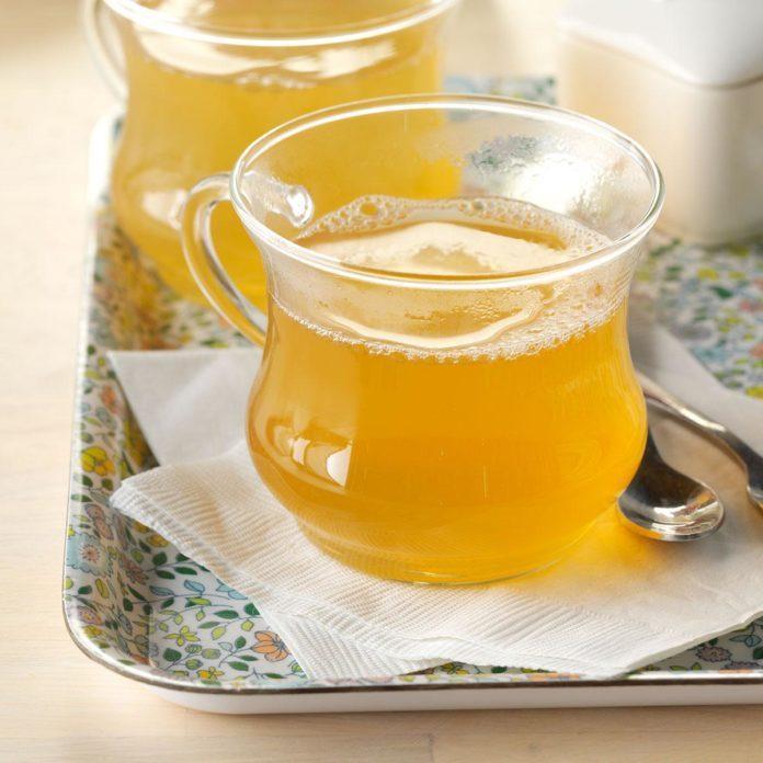 Lemon Thyme Green Tea