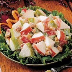 Waldorf Salad for Two