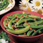 Flavorful Sugar Snap Peas