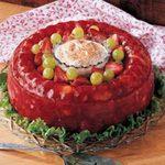 Best Rosy Rhubarb Mold