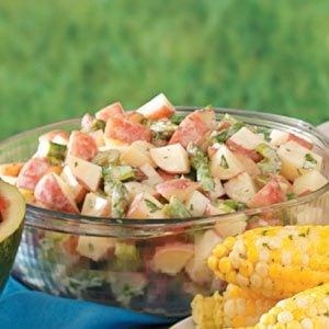 West Coast Potato Salad