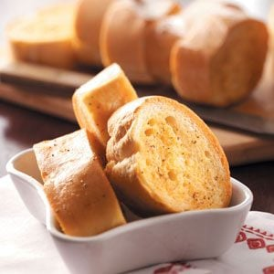 Buttery French Bread