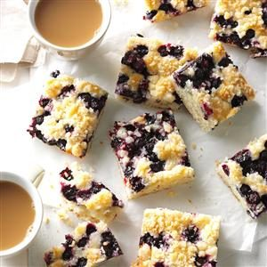 Father's Day Brunch: Blueberry Kuchen