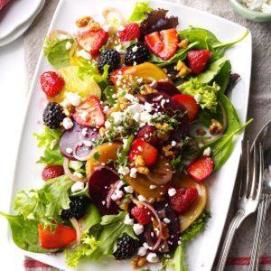 Berry-Beet Salad