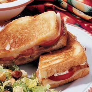 Lasagna Sandwiches