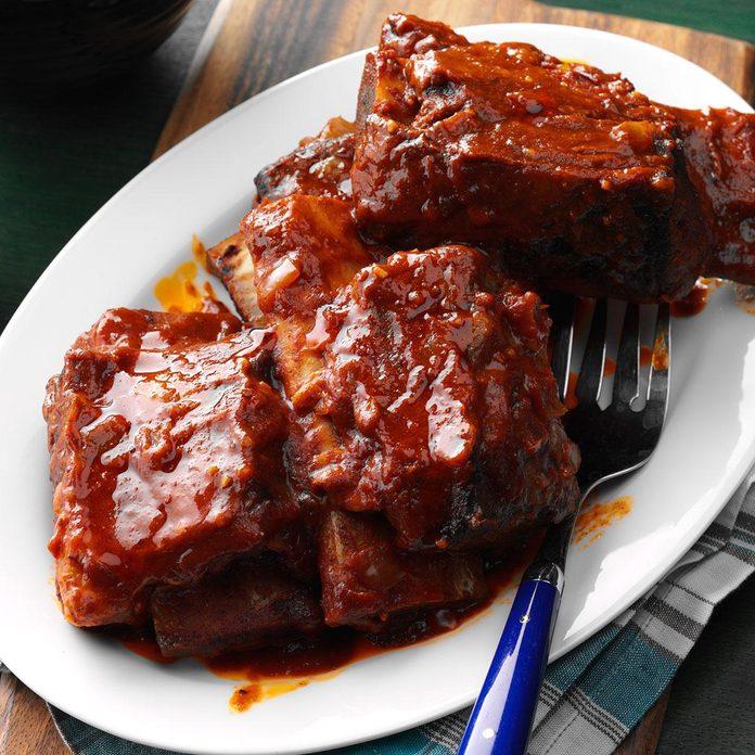 Farm-Style BBQ Ribs